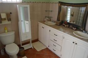 Ensuite Master Bathroom - His & Hers Sink