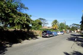 Access off Reduit Beach Avenue