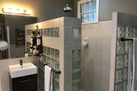 Master bath room