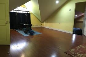 Loft Gym Area