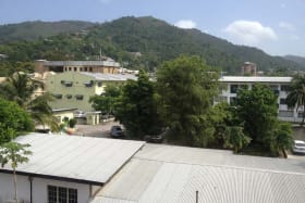 a north view from the offices