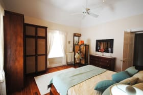 Guest bedroom on first floor
