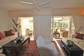 Indoor sitting room