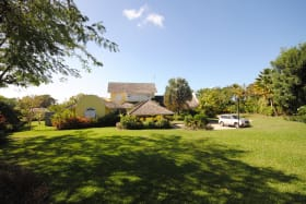 Spacious and well landscaped gardens