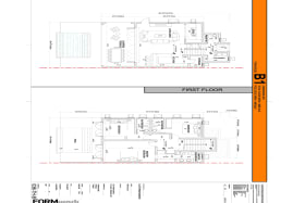 Townhouse Capri floor plans
