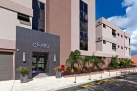 Capri Entrance