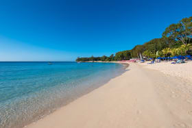 Fabulous Sandy Lane Beach