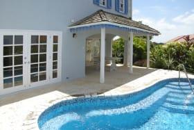 Pool & Deck Area