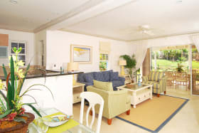 Open Plan Living & Dining Area
