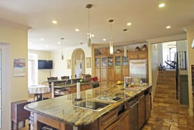 Bespoke kitchen / breakfast room