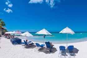 Nearby Beautiful Barbados Beach