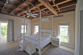 Master bedroom opens to large veranda