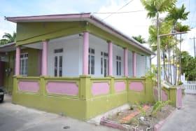 Traditional facade