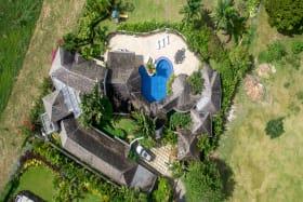 Aerial view of Calijanda Lot 12