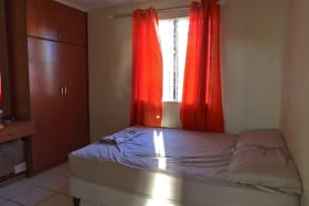 Bedroom 1 in apt 1