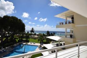 Ocean & Pool Views