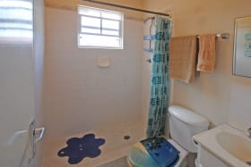 Bathroom two in upper apartment