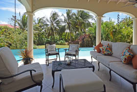 Patio Pool & Gardens