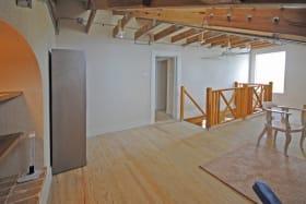 Office in loft