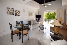 Dining & living open to terrace