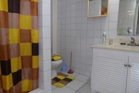 Bathroom for  Apt 2