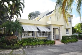 Front of House with ample Parking