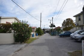 Streetscape to Main Road