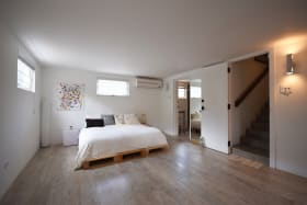 Lower level Bedroom with Ensuite