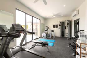 Beach View gym