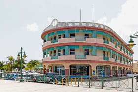 Iconic and historical building