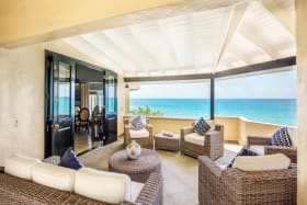 Patio - Ocean Views
