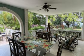 Patio Dining and Living