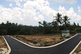 view of Roach Village Development