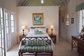 Master Bedroom with amazing view of the Sea