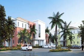 Ixora and Ginger Lily Buildings