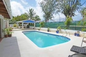 Large Pool Deck & Gazebo
