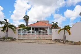 Entrance to the Villa through Electronic Gates