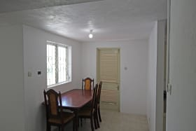 Bottom Floor Dining Area