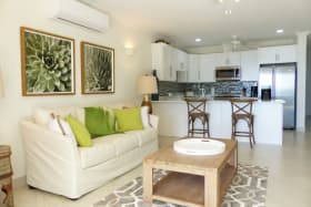 Living Room into Open Plan Kitchen
