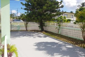 Spacious Parking at the front of the property