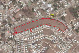 Lowthers Commercial land Aerial View