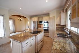 Kitchen - all new appliances