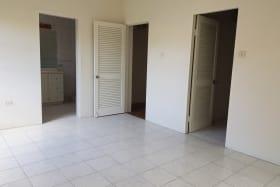 Bedroom with en-suite and walk in cupboards.