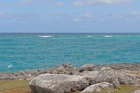 View of ocean