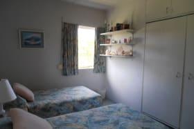 Bedroom 2 - Built in Closets
