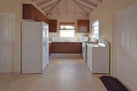 Kitchen with Laundry Facility