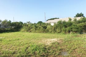 Well priced lot within walking distance of the beach