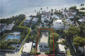 Birds Eye View and Beach Access