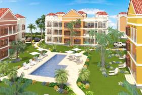 Rockley Luxury Villas - Render