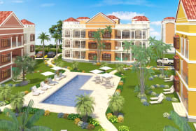 Rockley Luxury Villas - Render